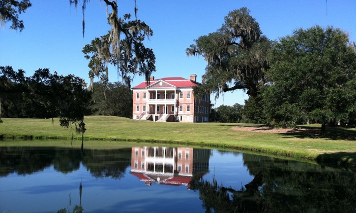 Drayton Hall - Charleston: $20 for Two Adult Tour Tickets at Drayton Hall ($40 Value)