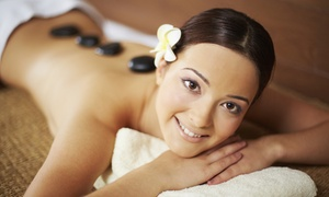 Golden Skin Clinic: $29 1-Hour Relaxation Massage, $39 1-Hour Hot Stone Massage or $49 + Face Mask at Golden Skin Clinic (Up to $164 Value)