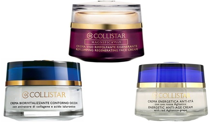 Best Seller viso anti rughe Collistar in creme da 50 ml disponibili in varie tipologie