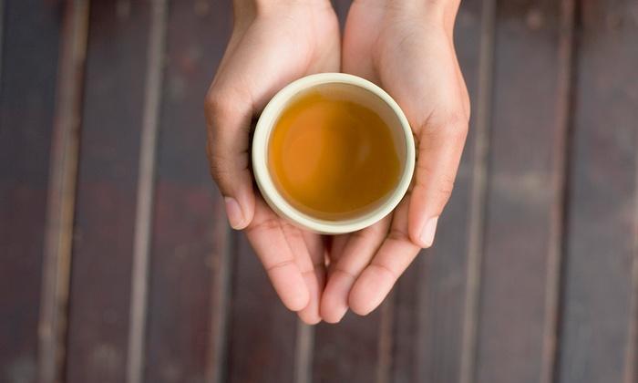 Prima Tea - Wheeling: Tea Health Class and Tasting for One or Four Plus Tea to Take Home at Prima Tea (Up to 73% Off)