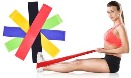 Set di elastici per allenamento