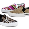 Groove Genius Canvas Slip-On Sneakers