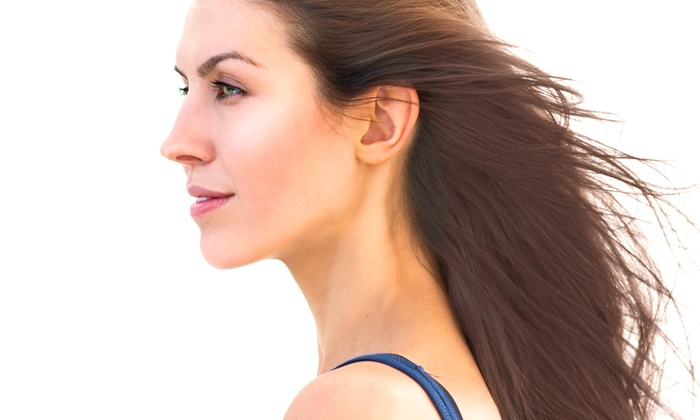 Head Games Salon - Winkler Safe Neighborhood: $20 for $40 Worth of Women's Hair Services at Head Games Salon