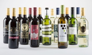 Splash Wines, Inc.: 15-Bottle Build Your Own or Optional Curated Case from Splash Wines (Up to 75%)