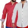 Suslo Couture Men's Button-Down Shirts