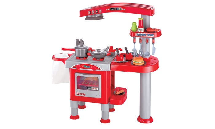 Kids Indoor And Outdoor Tool Camping Kitchen Bbq