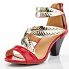 NY VIP Assorted Heeled Sandals (Size 9)