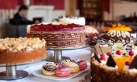Schlemmer-BuffetAll-you-can-eat mit Torten, Kuchen, Cupcakes, Cookies und Cake Pops im Café Laelia (bis zu 33% sparen*)