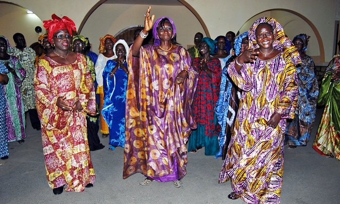 The Senegal St. Joseph Gospel Choir - State Theatre: The Senegal St. Joseph Gospel Choir at State Theatre on Saturday, October 18, at 8 p.m. (Up to 80% Off)