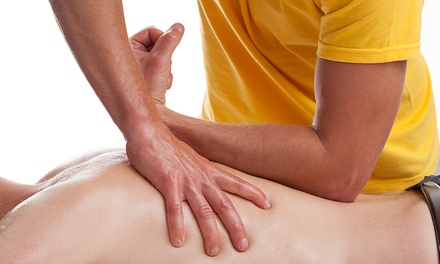 Sports Massage: 30, 45 or 60 Minutes at The Secret Boutique Nottingham (Up to 78% Off)