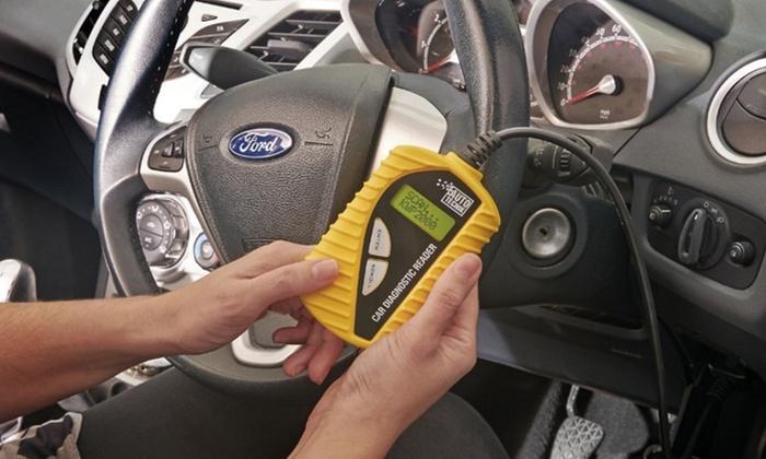 OBDII Fault Code Scanner Car Diagnostic Tool