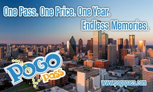 70% Off from Pogo Pass - Dallas/Ft. Worth at Pogo Pass - Dallas/Ft. Worth, plus 6.0% Cash Back from Ebates.