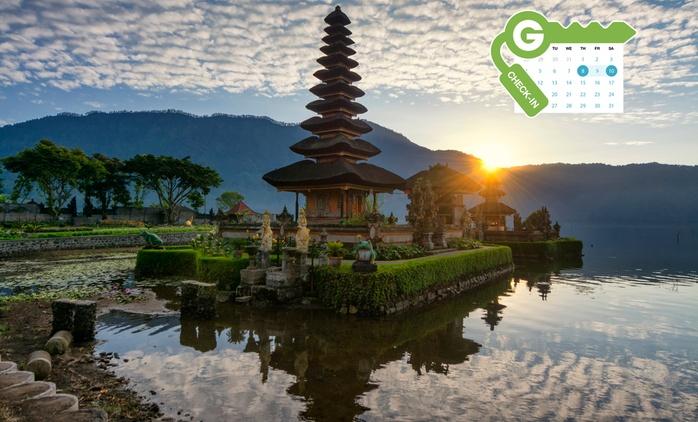 Bali : séjour avec petit déjeuner et transfert aéroport en option à l'hôtel Swiss Belhotel Petitenget 4* pour 2 pers.