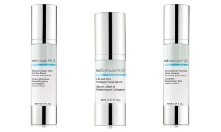 MD Formula PHD Skin Care Bundle from AED 99 (Up to 87% Off)