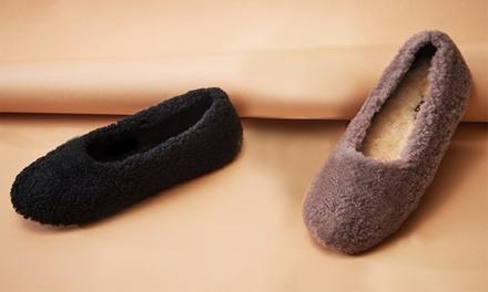 Men's Sheepskin Slippers