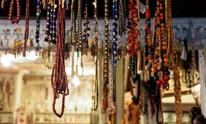 Dabl's Mbad African Bead Museum: Guided Tour for One, Two, or Four at Dabl's Mbad African Bead Museum (Up to 47% Off)