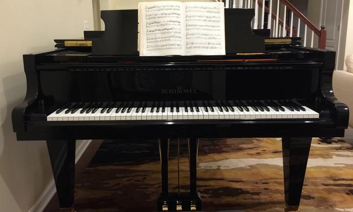 Aaron Evans Piano Instruction - Oak Grove: Four Private Music Lessons from Aaron Evans Piano Instruction (50% Off)