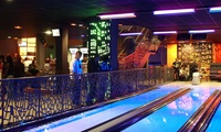 Parties de bowling pour 4 ou 8 avec assiettes apéritives, pizzas ou bruschettas dès 34,90 € au Bowling Le Colisée