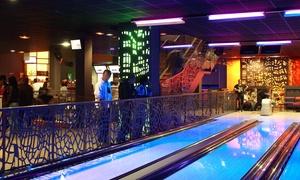 Bowling Le Colisée: Parties de bowling pour 4 ou 8 avec assiettes apéritives dès 34,90 € au Bowling Le Colisée