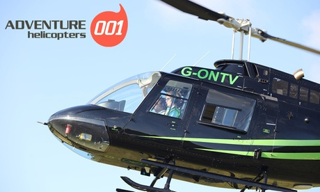 Experience: Tactical Helicopter Flying Lesson For just: £99.0