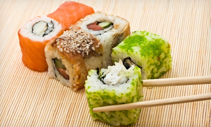 Koto Buki - Sylvania: One or Two Groupons, Each Good for $25 Worth of Japanese Cuisine for Dinner at Koto Buki