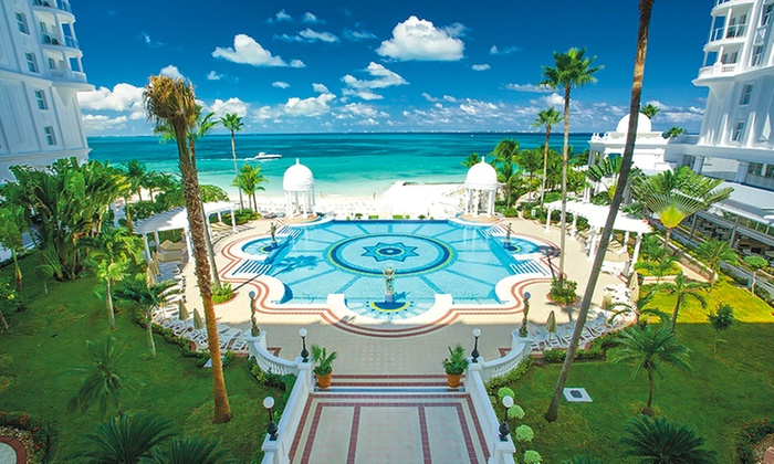 All Incls. Riu Palace Las Americas Trip w/ Air from Vacation Ex