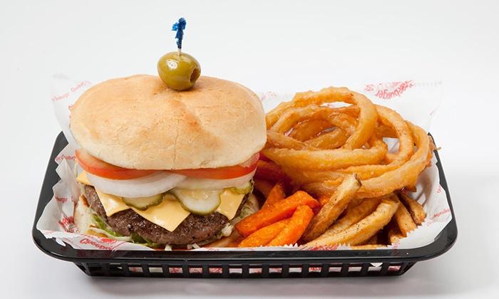 Cheeburger Cheeburger - Huntsville: $9 for $16 Worth of Burgers and Shakes at Cheeburger Cheeburger