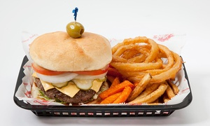 Cheeburger Cheeburger: $9 for $16 Worth of Burgers and Shakes at Cheeburger Cheeburger