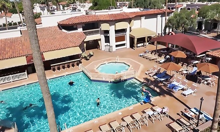 The Running Water Spa At The Scottsdale Camelback Resort