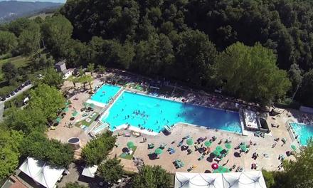 Terme Sabine di Cretone: ingresso alle piscine con acque sulfuree e idromassaggio (sconto fino a 55%)