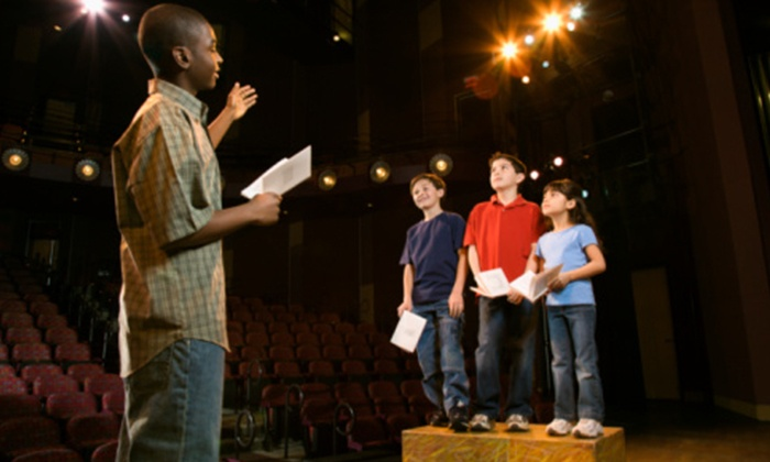 The Theatre Factory - The Theatre Factory: Four or Eight 90-Minute Acting and Leadership Workshops for Children at The Theatre Factory (Up to 53% Off)