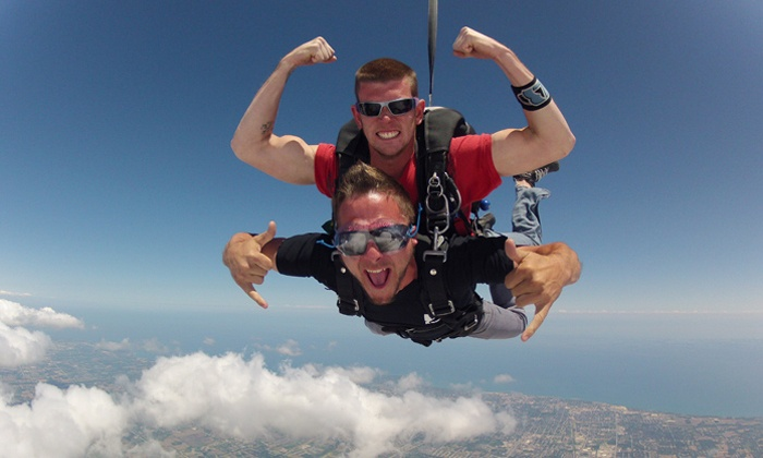 Lone Star Parachute Center - Luling: $159 for a Tandem Skydive from Lone Star Parachute Center ($229 Value)