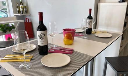 Menú degustación ibérico para 2 personas con aperitivo, 3 platos y 1 copa de vino por 19,95 € en Sabor de Amor