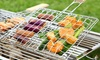 BBQ Meat Grill Rack