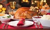 Station House 81 - Grubb Farms: $79.99 for Thanksgiving or Christmas Holiday Meal from Station House 81 ($109 Value)