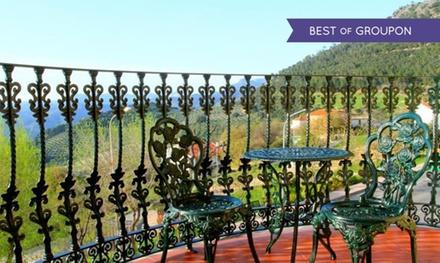 Sierra de Cazorla: 1, 2 o 3 noches para 2 personas en hotel el Curro 4*
