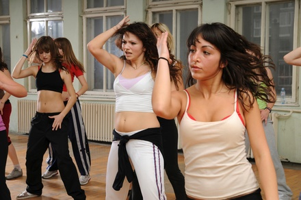 Five Dance-Fitness Classes at The Highwood Theatre Inc (50% Off)