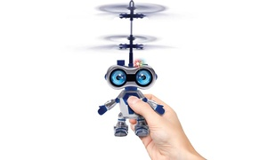 Robi-Copter Indoor/Outdoor Flying Robot