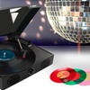Vibe Sound USB Turntable with Built-in Speakers