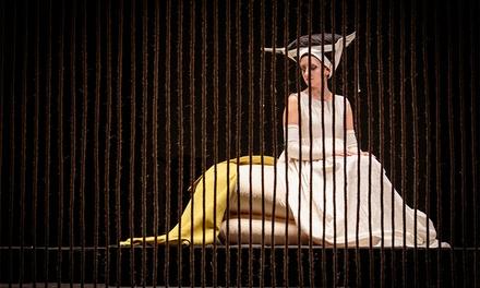 Teatro Nacional São João: bilhete de plateia ou tribuna para o espetáculo Turandot por 8€