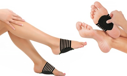 One or Two Pairs of Foot Arch Supports