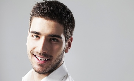 Men's Haircut and Style with Sophie at Salon 328 ( 52% Off). Four Options Available.