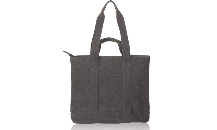 18cf3c9ff Up To 10% Off on Women's Canvas Tote Bag | Groupon Goods