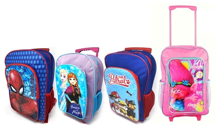 Kids Character Trolley Backpack