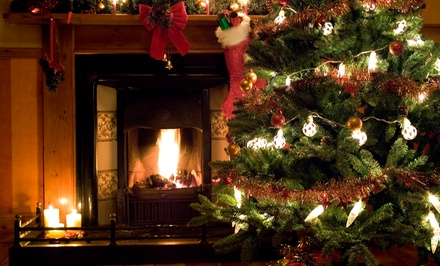 $15 for $30 Toward Holiday Trees, Wreaths, and Garlands at Cranberry Tree Farm