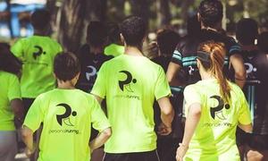 Personal Running: Running grupal con opción a entrenamiento funcional desde 19,90 € en Personal Running, 3 localizaciones