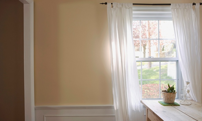 Resiclean LLC - Tampa Bay Area: Interior-Exterior Window WAshing for 15 or 25 Windows from Resiclean LLC (Up to 74% Off)