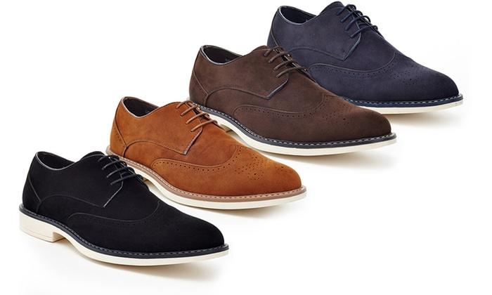 Aldo Wingtip Oxford Shoes
