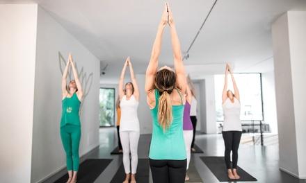5 o 10 lezioni di yoga o pilates in Brera