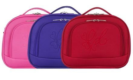 Neceser Vanity Anna en diferentes colores por 21,99 € (68% de descuento)